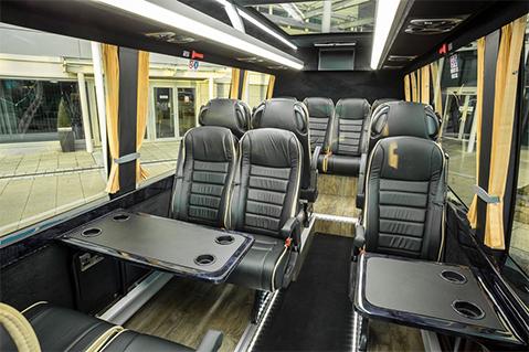 Vip Luxury Mini Bus Hire Essex One Executive